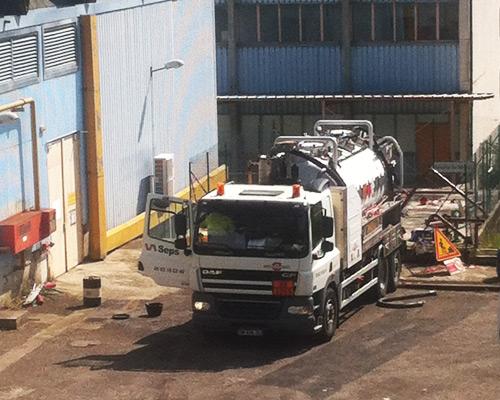 SEPS | Démantèlement de cuves à Huiles, Glycol et Fioul -3