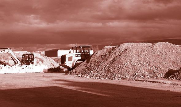 SEPS | GESTION ET VALORISATION DES DÉCHETS INDUSTRIELS | Plateforme de transit et de traitement des déchets industriels | Biocentre-18