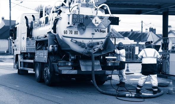 SEPS | GESTION ET VALORISATION DES DÉCHETS INDUSTRIELS | Epuration des eaux industrielles -15