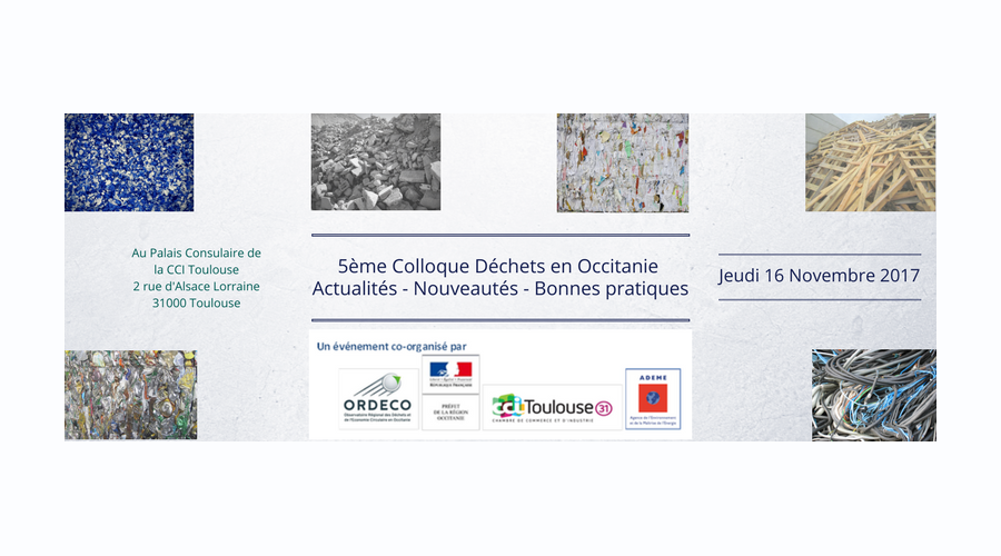 SEPS France Colloque Dechets Occitanie